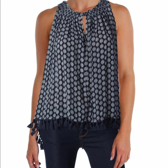 Scotch & Soda Tops - Scotch and soda women printed blouse size 4